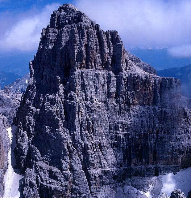 Brenta Alta - from Cima...