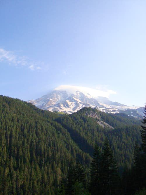 Rainier: Summit via the Disappointment Cleaver