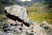 Huge Boulder