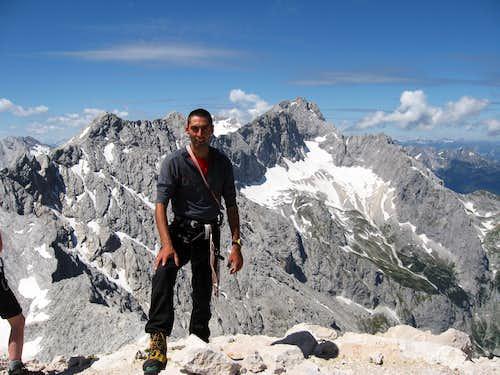 Zugspitze-Jubilaumsgrat-Alpspitze