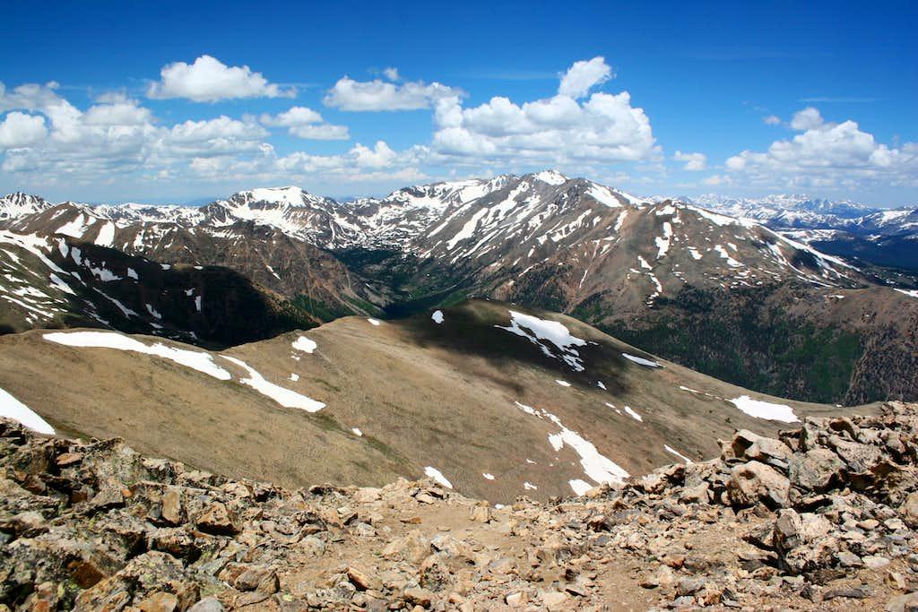 Mt. Massive...
