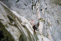 Moynier Couloir berg