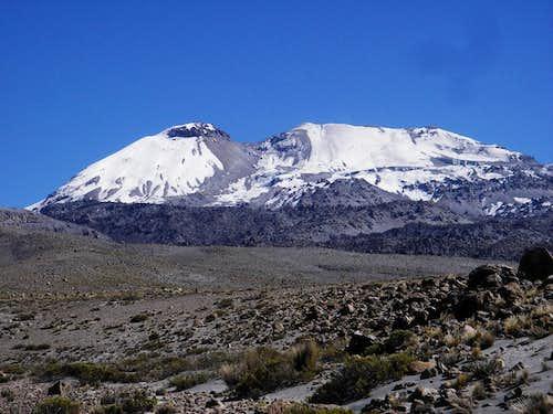 Volcán Sabancaya