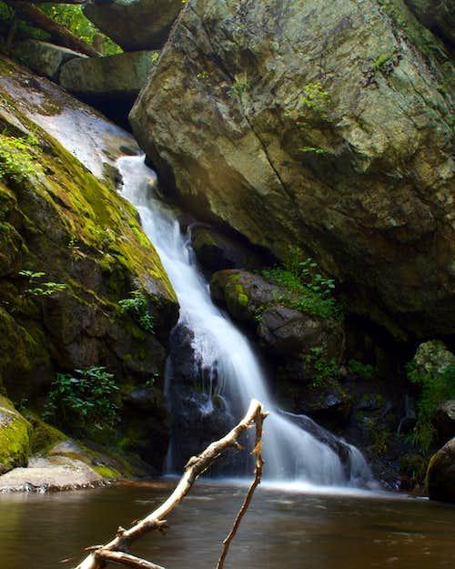 Cave Falls