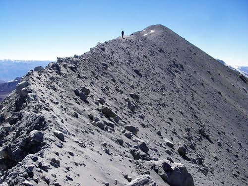 The Ridge To the Summit