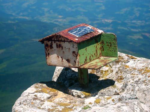 Mailbox of Iraule
