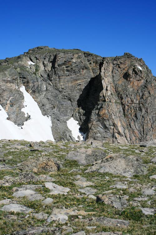 Ptarmigan Point Approach