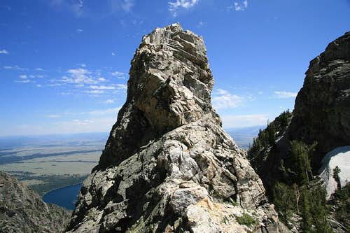 Ice Point, Teton Range