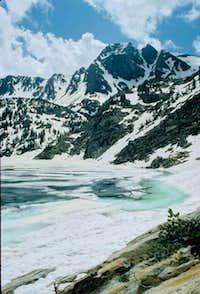 Black Mountain in late June....