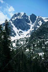 Black Mountain, taken from...