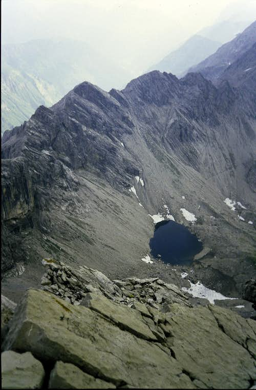 Hermannskarsee (2,216 meters)