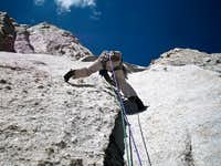 Knobby flake of pitch 2 on Sweet Carillon