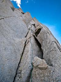 mid way up pitch 8