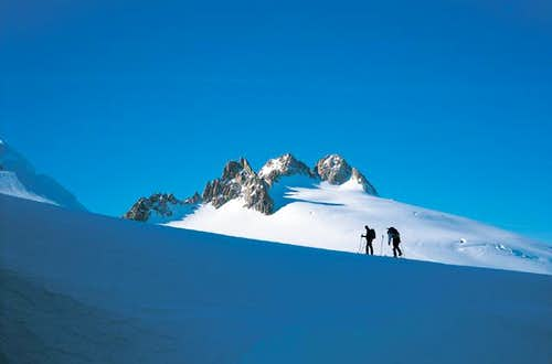 The Aiguille du Tout from the...