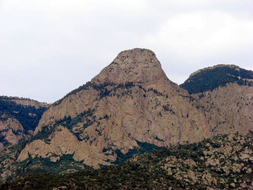 Needle and North Sandia