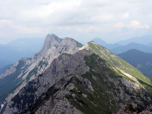Košutnikov Turn (2.133 mtrs)