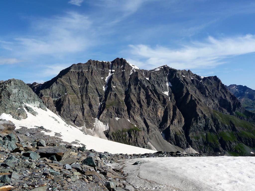The ridge Galisia-Bousson-Basei