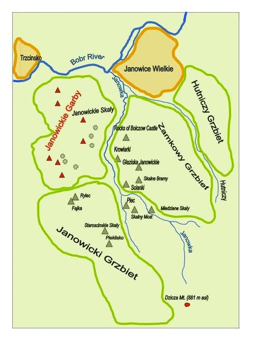 A scheme map of ...