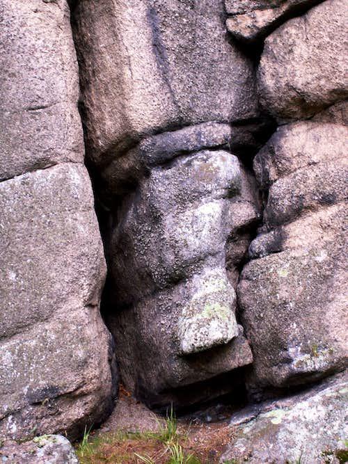 Characteristic cracks of ...