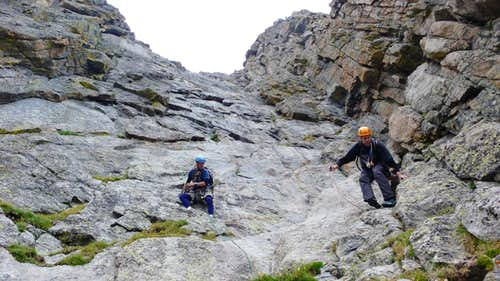 The Sharkstooth's East Gully