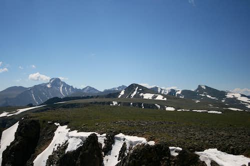 View from Ptarmigan Point