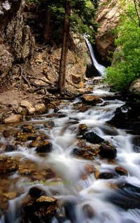 Big Cottonwood Canyon Utah