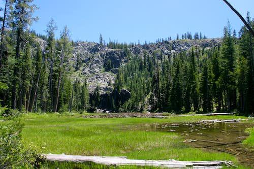 Castl Crags Wilderness