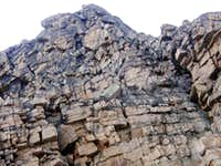 Crux rock step