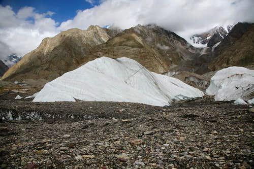 Baltoro Glacier, Karakoram, Baltistan, Pakistan