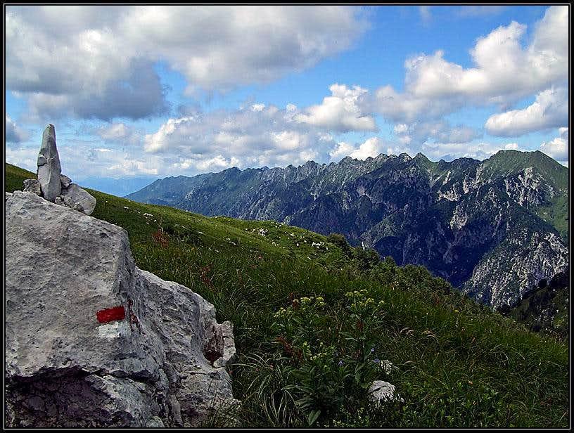 Musi/Muzci from Punta Lausciovizza / Lanzevica