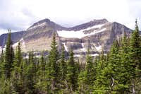 Piegan Mountain via Piegan Pass