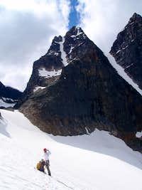 East Ridge from Below