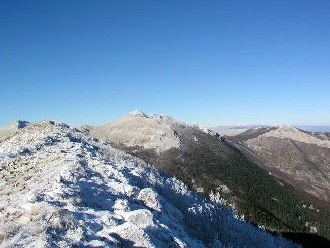 Gareta peak, 1773 m,...