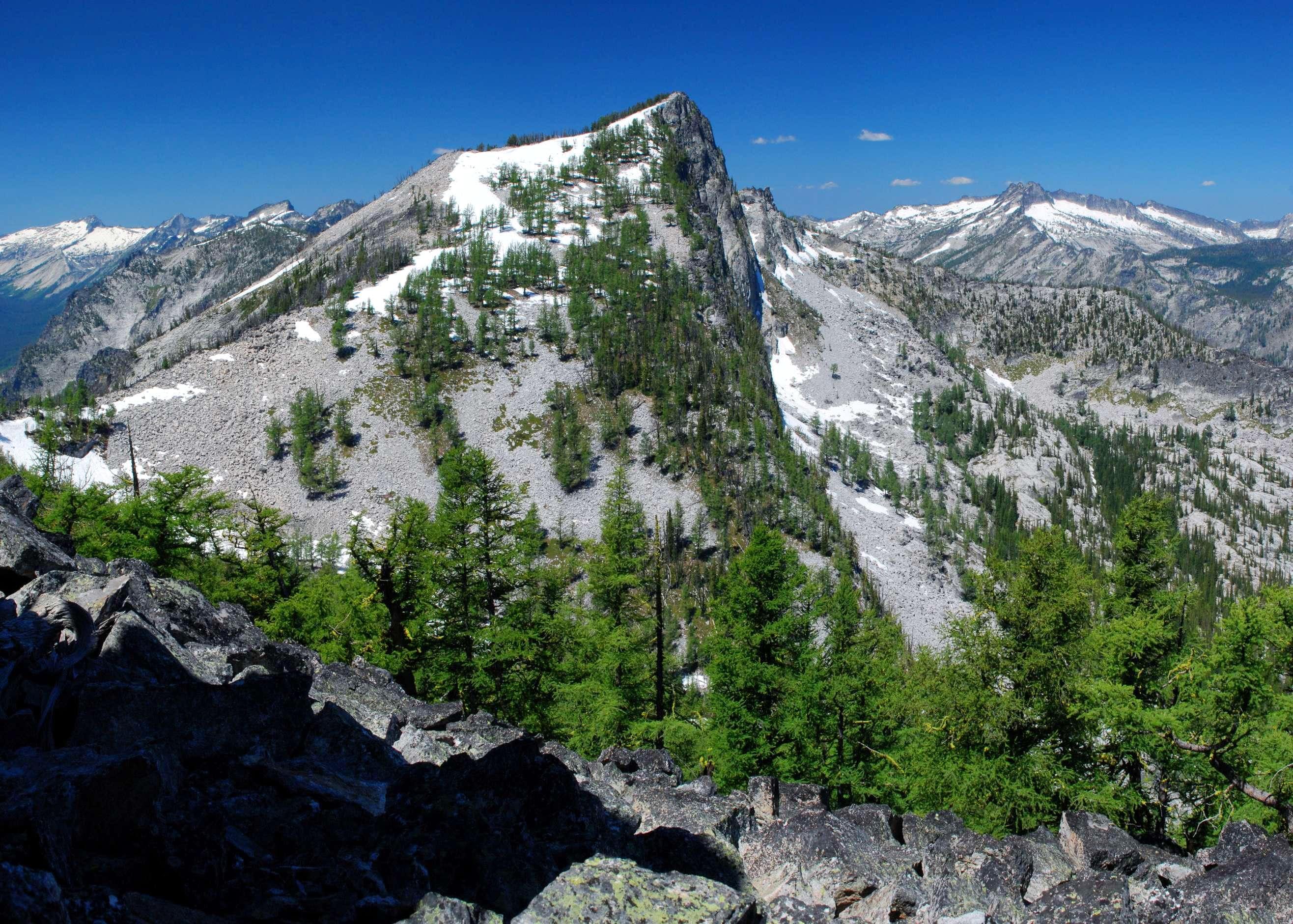 Point 8807 – Hauf Peak