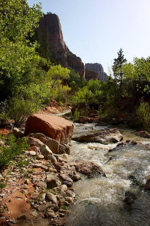 LaVerkin Creek