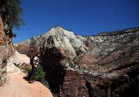 heading to Hidden Canyon