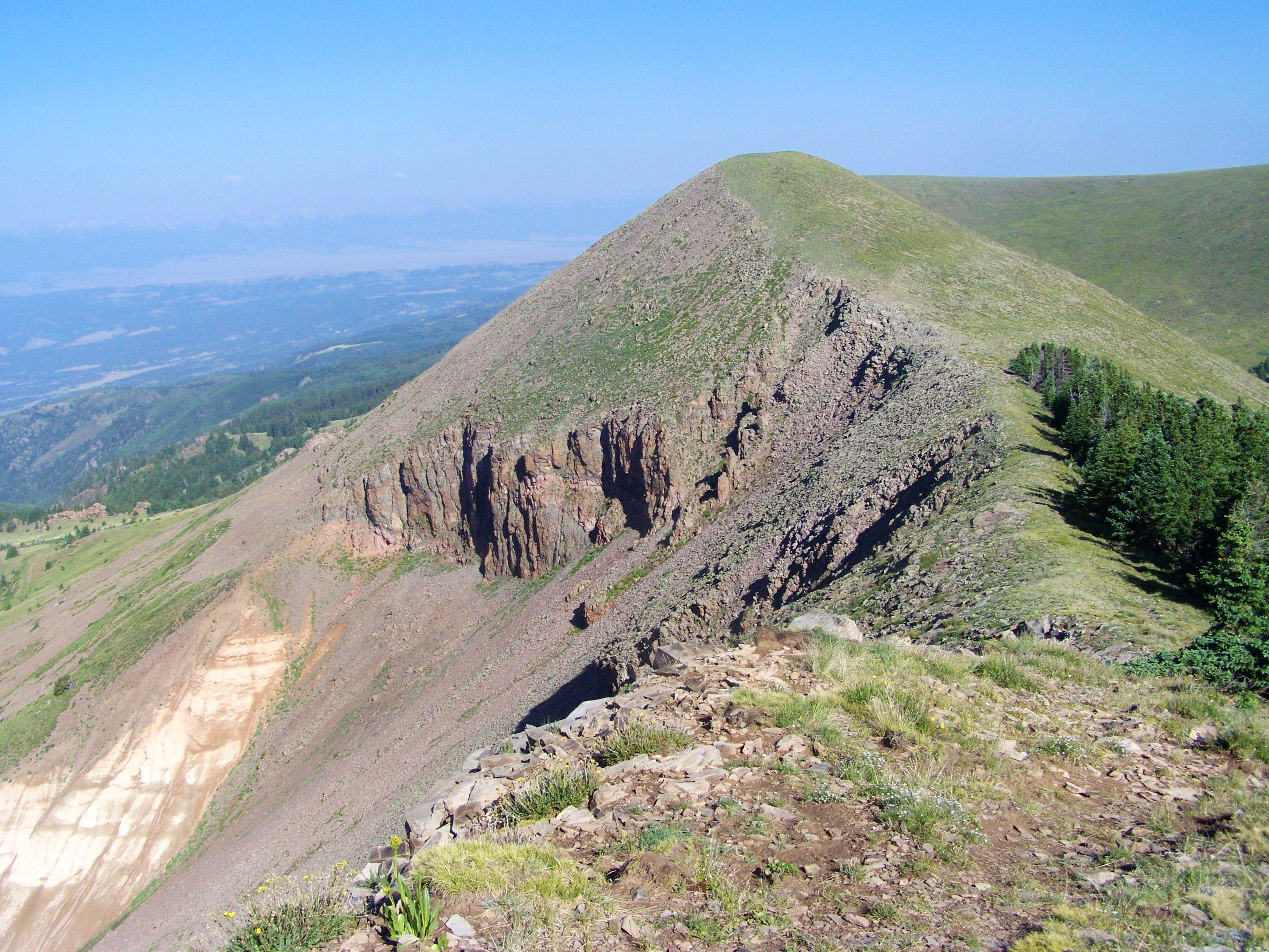 Greenhorn Mountain
