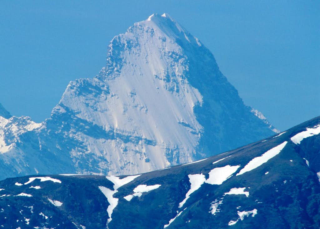 Eiger: Mittelegi ridge