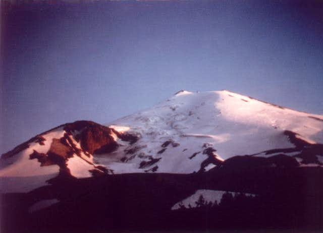 My first climb, July 3, 1970