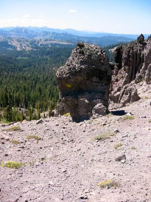 Igneous extrusive rock...