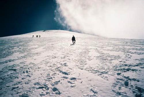 Glacier de Jamapa - November...