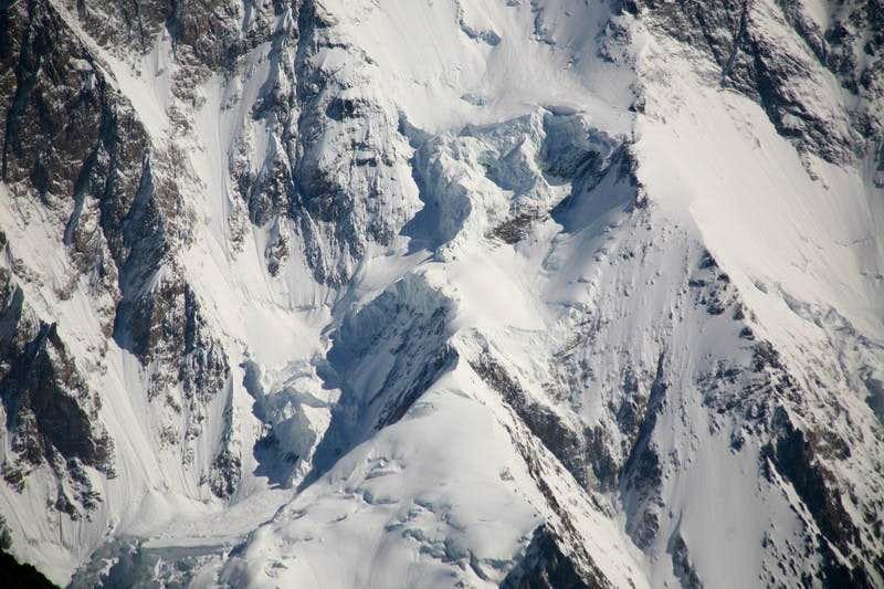 K-2 (8611-M), The Sea of Snow