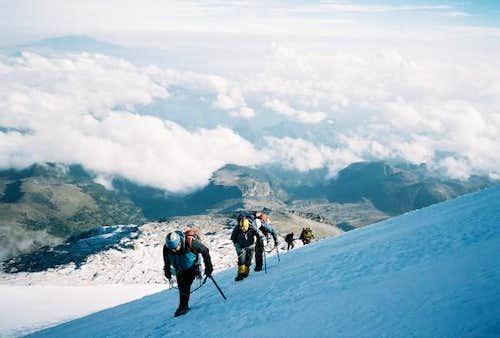 Roberto Flores - Glacier de...