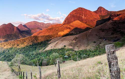Bonfim valley