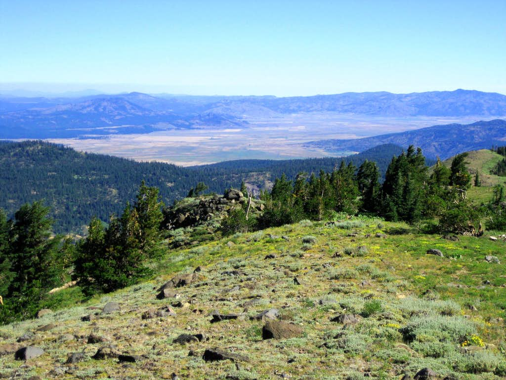 the sierra valley from mt lola north photos diagrams topos summitpost. Black Bedroom Furniture Sets. Home Design Ideas