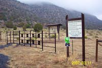 Black Mesa Trailhead (2007)