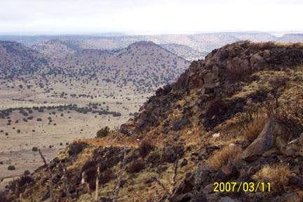Black Mesa Trail