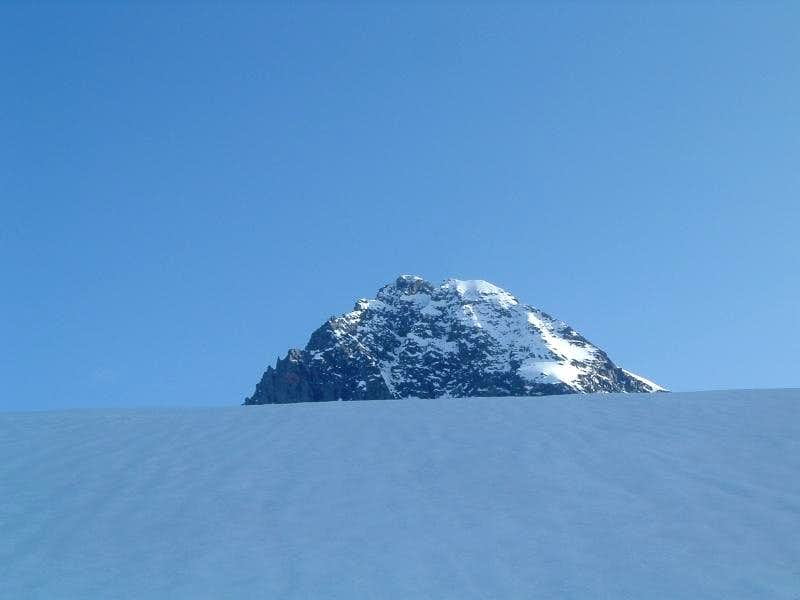 My first view of Grossglockner