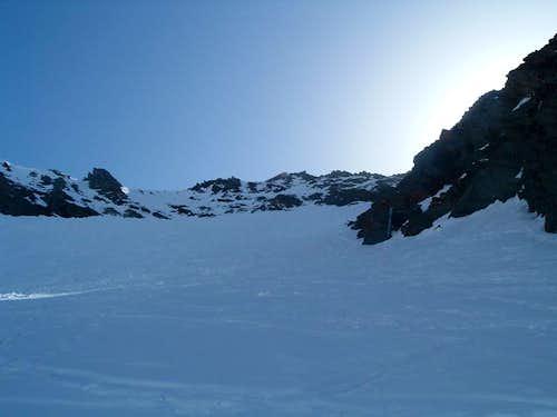 Snowfields above Ködnitzkees