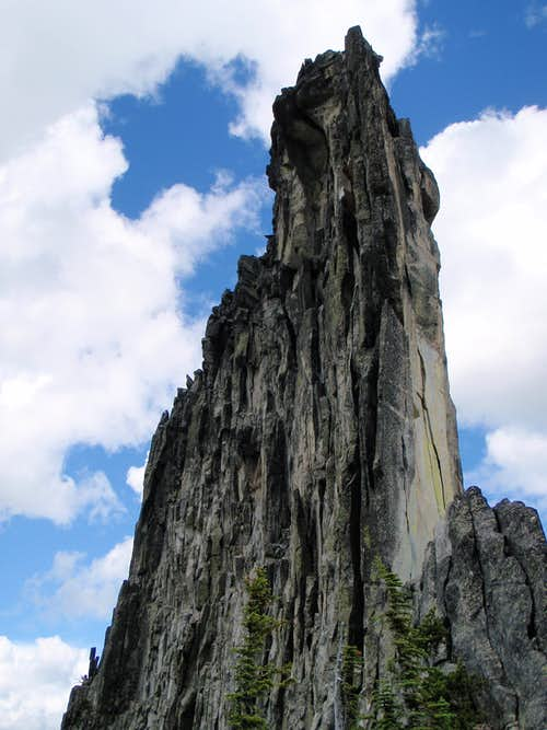 Prow of the South Nose